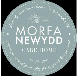Morfa Newydd Logo